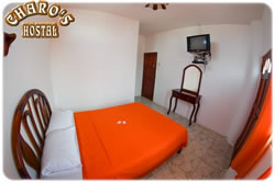 Charo's Hostal Direct TV